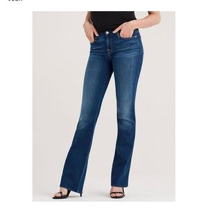 """7 for all Mankind  """"Kimmie"""" Jean's size 26 waist"""